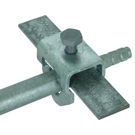630120 DEHN TE-Anschlussklemme St/tZn D 20mm f. Rd 10mm Fl-30mm Produktbild
