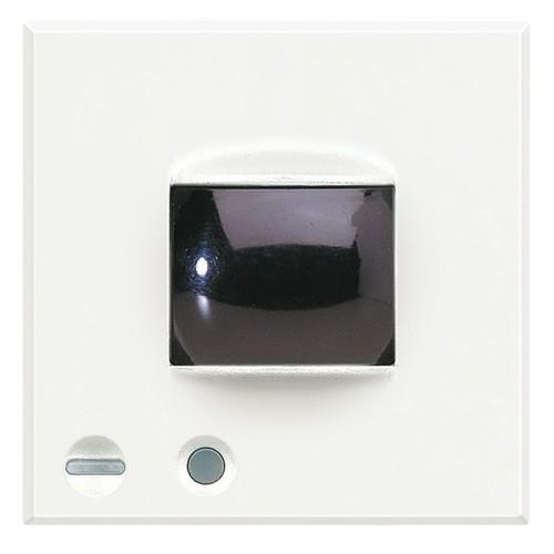 HD4654 Bticino IR-Empfänger white Produktbild Front View L