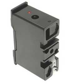 SC32H-D Eaton SAFECLIP 32A FRONT CONNECTED BLACK Produktbild