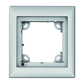 MX-OPT-Frame-1-EXT-SV Mobotix 1er Rahmen Silber Produktbild