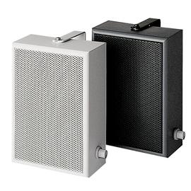 CBR-006 SR RCS Compact Gehäuselautsprecher 6 W, 100?V, schwarz Produktbild
