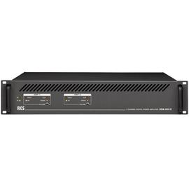 DBA-500 D RCS 1  oder 2 Kanal Endverstärker, (750/500W / 2x 375/250 W Produktbild