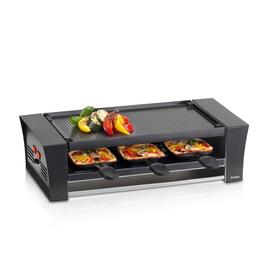 7583 4212 Trisa Pizza Raclette 1500W zuschaltb. Unterhitze Alugussplatte Produktbild