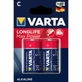 04714101402 VARTA LONGLIFE Max Power C Blister 2 Produktbild