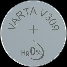 00309101111 VARTA WATCH V309 (1STK.-BL.) Knopfzellenbatterie 1,55V Produktbild