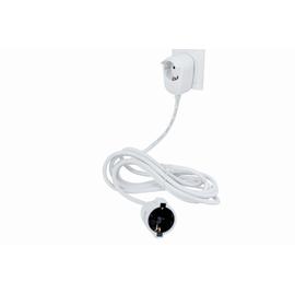 0016130114 REV Verlängerung Powersplit 3m weiß Produktbild