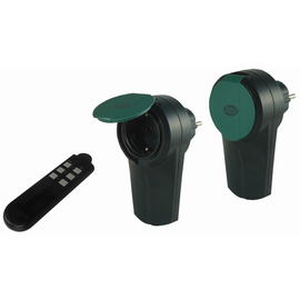 00836914 REV Funkschaltsteckdosenset 1 Fernbedienung +2 Außenschaltsteckdosen Produktbild