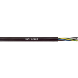 16001153 H07RN-F 4G50 schwarz Gummischlauchleitung Produktbild