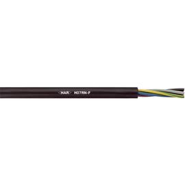 1600157 H07RN-F 24G2,5 schwarz Gummischlauchleitung Produktbild