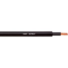 1600196 H07RN-F 1X25 schwarz Gummischlauchleitung Produktbild