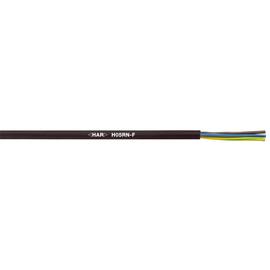 1600251 H05RN-F 2X1 schwarz Gummischlauchleitung Produktbild