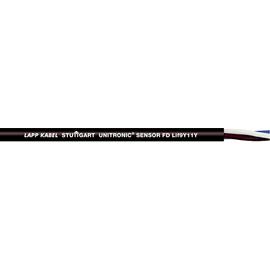 7038885 UNITRONIC SENSOR FD Li9YC11Y 3x0,34 schwarz Produktbild