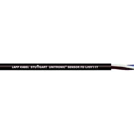 7038886 UNITRONIC SENSOR FD Li9YC11Y 4x0,34 schwarz Produktbild