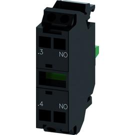 3SU1400-1AA10-3BA0 Siemens Kontaktmodul 1S Federzuganschluss Frontbefestigung Produktbild