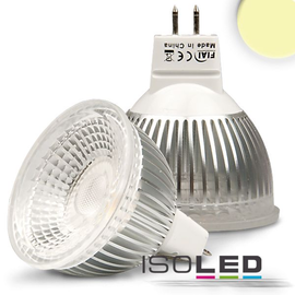 112036 Isoled MR16 LED Strahler 6W Glas- COB,40°,dimmbar Produktbild