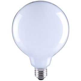 37-92707 Tele-Sound LED Globeform G120 Filament 7W E27 2700 K opal dimmbar Produktbild