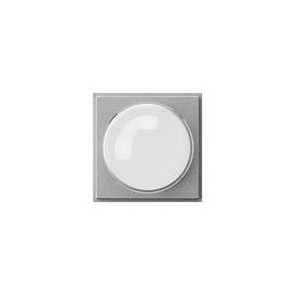 141565 Gira Abdeckung Farbkamera Gira TX_44 Farbe Alu Produktbild