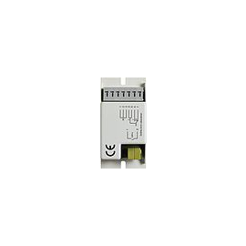 296400 Gira Stromstoßrelais 1 polig Rufsystem 834 Produktbild