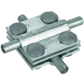 318203 Dehn Kreuzstück St/tZn f. Rd 8 10/8 10mm - Produktbild