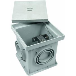 549050 Dehn UF Trennstellenkasten Kunststoff Produktbild