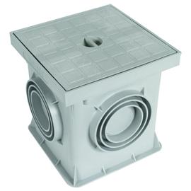 549051 Dehn UF Trennstellenkasten Kunststoff Produktbild