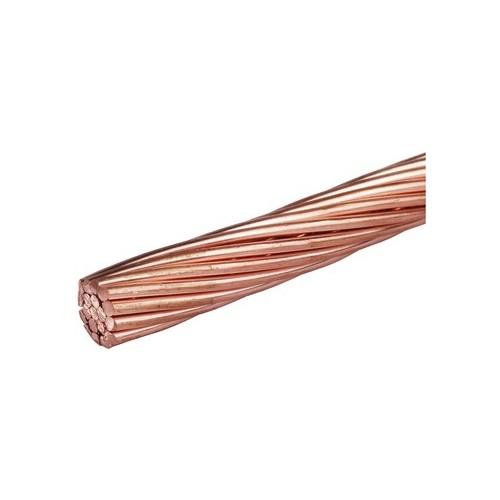 832193 Dehn Seil 10,5mm 70mm² Cu (19x2,1mm) Produktbild Front View L