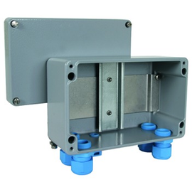 906058 Dehn Aluminiumgehäuse Aufputz IP65 für Ex(i) Produktbild