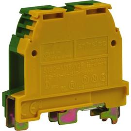 910099 Dehn Schutzleiterklemme 16/25mm² grün/gelb Produktbild