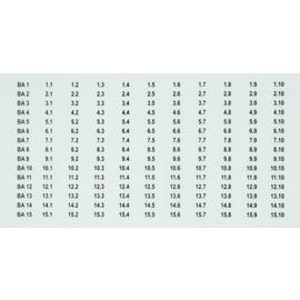 920398 Dehn Bezeichnungssystem für BLITZDUCTOR XT Produktbild