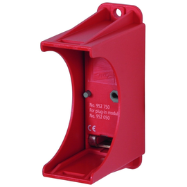 952750 Dehn Sockel 1 polig für Leiterplattenmon- Produktbild