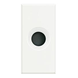HD4953 Bticino Kabelauslass 9mm 1mod white Produktbild