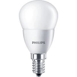 871829178703700 Philips Lampen CorePro lustre ND 4 25W E14 827 P45 FR Produktbild