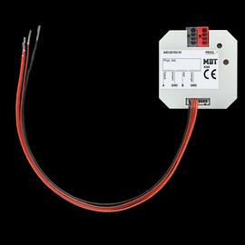AIO-0210V.01 MDT KNX Schaltaktor 2-fach, UP, 0-10V, Ein/Ausgang umschaltbar Produktbild