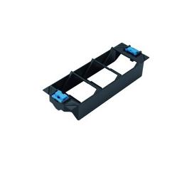GTVD300 Electraplan Gerätebecher leer für 3x Aufnahmeblech Datentech GTR3D Produktbild