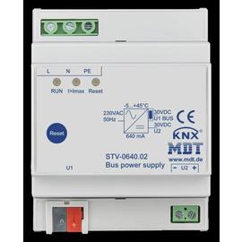 STV-0640.02 MDT Busspannungsversorgung, 4TE, REG, 640mA Produktbild