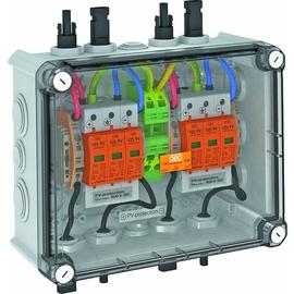 5088565 Obo VG BC900S11 PV Systemlösung im Gehäuse 2x1 PV String auf 2 WR MPP+M Produktbild