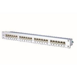 130855-E Metz Connect E DATC624X8(8) 1HE Patchpanel 19 Zoll 24 Port Cat6 LSA Produktbild