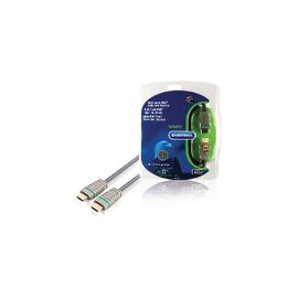 BVL1210 Bandridge High Speed HDMI Kabel mit Ethernet 10m vergoldete Kontakte Produktbild