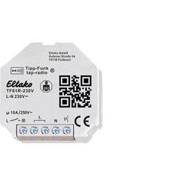 30100035 Eltako TF61R-230V Tipp-Funkrelaisaktor 10A Produktbild