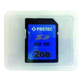 E35393 TCS Ersatzteil SD Karte 2GB Produktbild