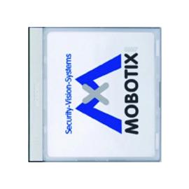 MX-Info1-EXT-SV Mobotix Info-Modul LED silber Produktbild
