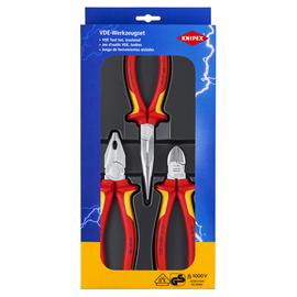 00 20 12 Knipex Zangenset Sicherheitspaket Produktbild