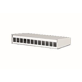 130861-1202KE Metz Connect Keystone AP Geh 12 Port Produktbild