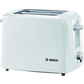 TAT3A011 Bosch Kompakt-Toaster inkl. Brötchenaufsatz Auto.Off ws/hellgr Produktbild