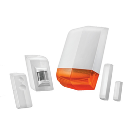 71116 Trust Smarthome ALSET-2000 Kabelloses Sicherheitssystem Komplettset Produktbild