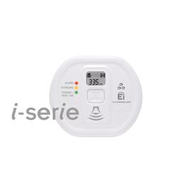 Ei208iDW Ei Electronics i-serie Kohlen- monoxidwarnmelder m. Display & Audiolink Produktbild