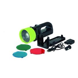 442081 Acculux UniLux PRO LED-Handschein werfer m. Ladestation Li-Ion  max 270lm Produktbild