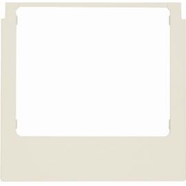 13198982 Berker BERKER S.1 Designrahmen weiß Produktbild