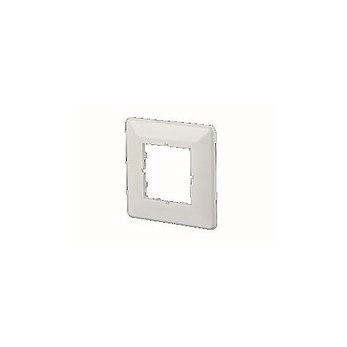 816718-0102-I Metz Connect Abdeckplatte 80x80_wsr_UP Produktbild Front View L