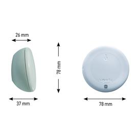 1822303 Somfy Thermis WireFree io Temperatur sensor außen/innen Produktbild